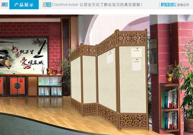 校园文化-活动式宣传栏-4-校园文化建设专业平台,雕塑